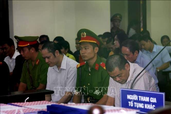 Mở lại phiên tòa xét xử sơ thẩm vụ gian lận thi cử ở Hà Giang