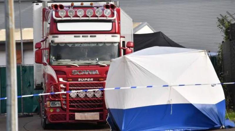 Thế giới tuần qua Rúng động vụ phát hiện 39 thi thể trong xe tải ở Anh