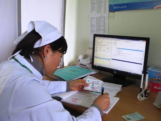 Thái Bình Chủ động triển khai phần mềm hồ sơ sức khỏe điện tử