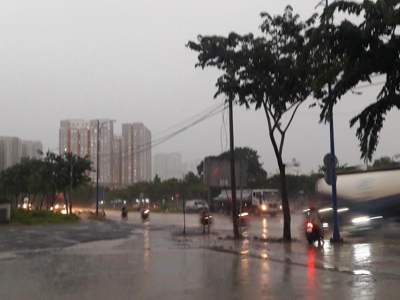 TP Hồ Chí Minh triển khai ứng phó với bão số 6