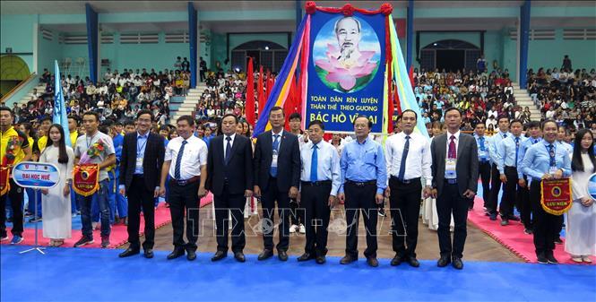 Gần 400 VĐV tham gia giải Vovinam sinh viên toàn quốc