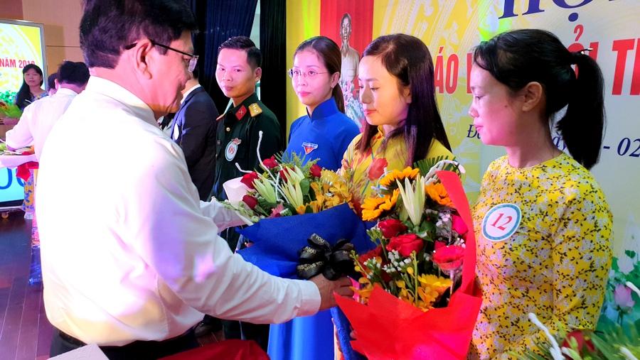 Nhiều chủ đề hấp dẫn tại Hội thi báo cáo viên giỏi TP Đà Nẵng