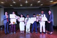 Trao học bổng và giấy chứng nhận học viên tham dự PIMF 2019