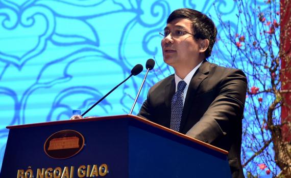 Hội nghị Bộ trưởng Ngoại giao Diễn đàn Hợp tác Đông Á – Mỹ Latinh lần thứ IX