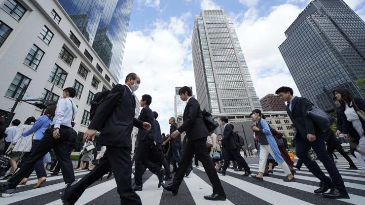 Kinh tế Nhật Bản tăng trưởng chậm nhất trong vòng 1 năm