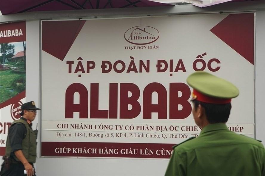 Sớm đưa ra xét xử vụ Công ty Địa ốc Alibaba