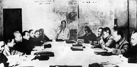 Kết luận đợt hai Hội nghị Bộ Chính trị, ngày 7 1 1975 Bàn về tình hình và nhiệm vụ cuộc chống Mỹ, cứu nước