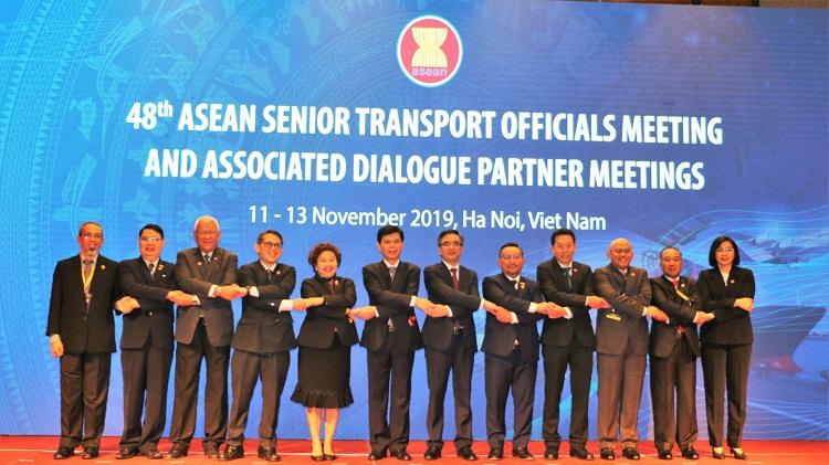 Hội nghị STOM 48 bàn thảo nhiều vấn đề giao thông ASEAN quan trọng