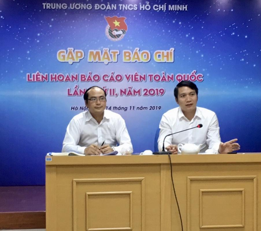 Nâng cao chất lượng báo cáo viên Đoàn TNCS Hồ Chí Minh