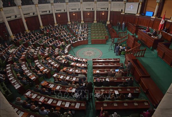 Tunisia bầu Chủ tịch Quốc hội mới