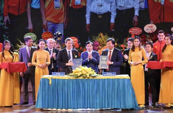 Đoàn Thể thao Việt Nam được tiếp thêm động lực trước thềm SEA Games 30