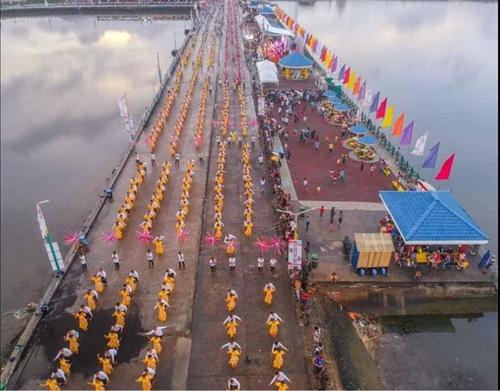 Philippines lập kỷ lục thế giới về màn dân vũ đông người tham gia nhất