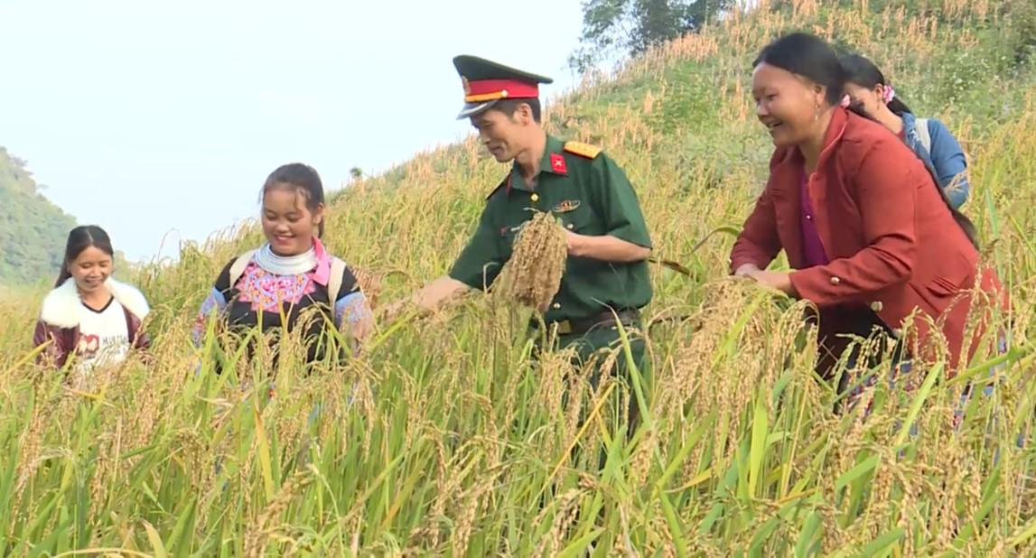 Người con tiêu biểu của dân tộc Mông ở Pà Cò