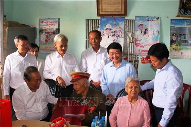 Phó Thủ tướng Thường trực Chính phủ dự Ngày hội Đại đoàn kết toàn dân tộc tại Đồng Nai