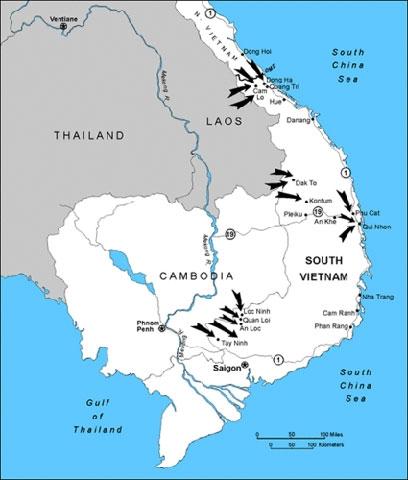 Cuộc tiến công chiến lược năm 1972