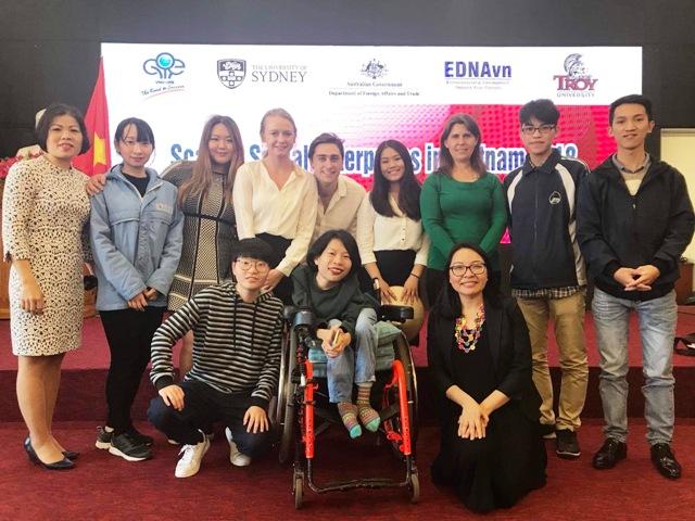 677 sinh viên Australia sẽ đến Việt Nam để học và thực tập trong năm 2020