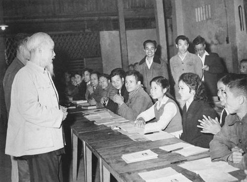 Tác phẩm Đạo đức cách mạng của Chủ tịch Hồ Chí Minh