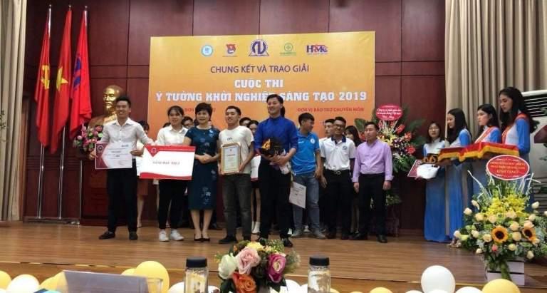 Chung kết và trao giải Cuộc thi Ý tưởng Khởi nghiệp sáng tạo năm 2019