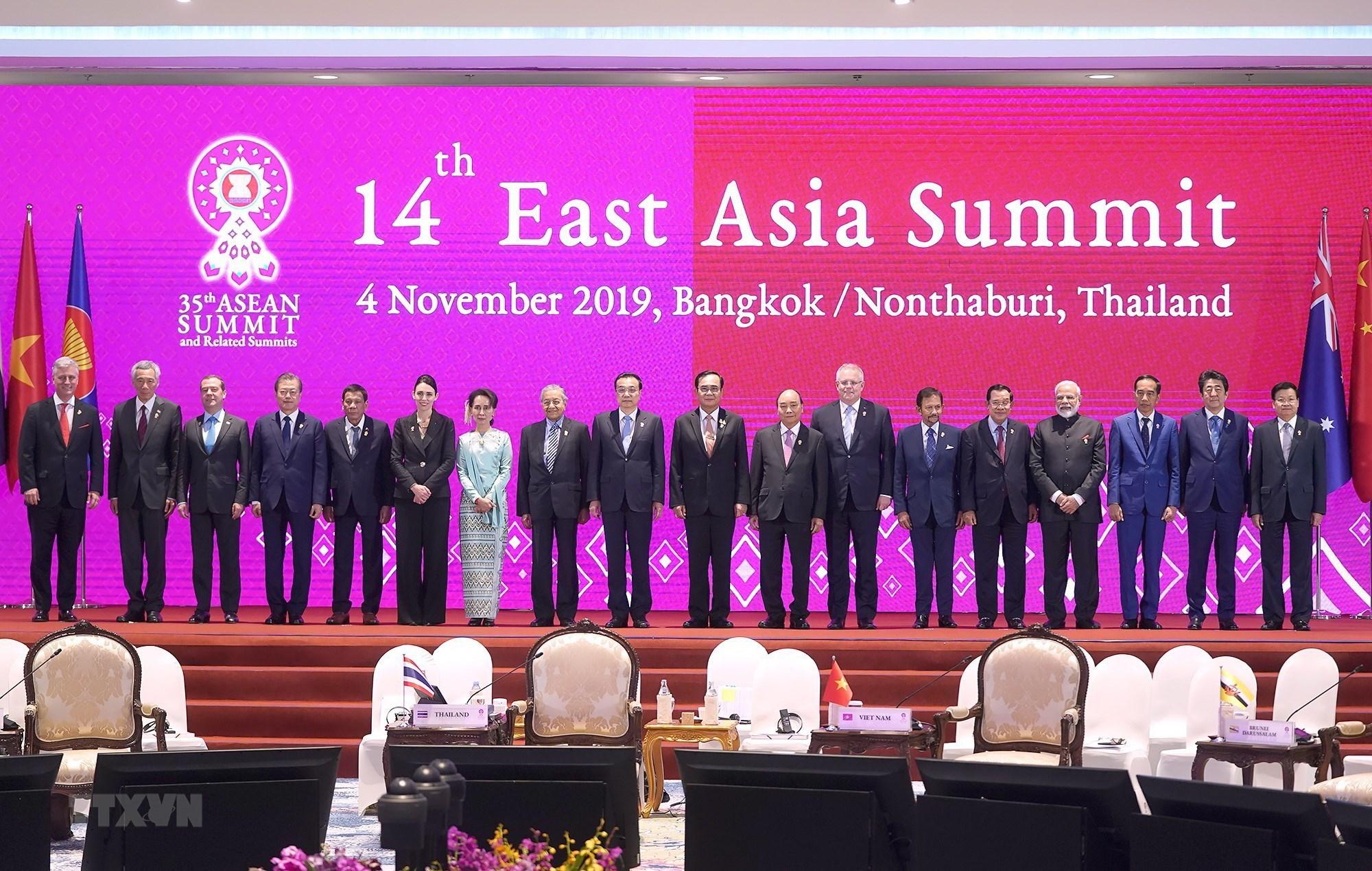 Hội nghị Cấp cao Đông Á lần thứ 14 dành nhiều thời gian thảo luận về tình hình Biển Đông 🎥