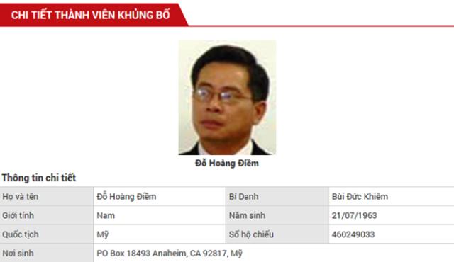 """Cảnh giác, ngăn chặn kịp thời hành vi chống phá của tổ chức khủng bố """"Việt Tân"""""""