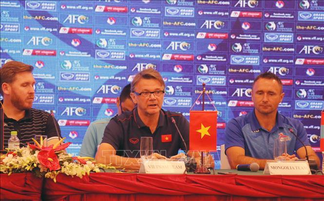 U19 Việt Nam quyết tâm giành kết quả tốt nhất vòng loại Giải bóng đá U19 vô địch châu Á 2020