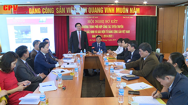 Đổi mới, nâng cao chất lượng chuyên trang Bắc Ninh - Hội nhập và phát triển
