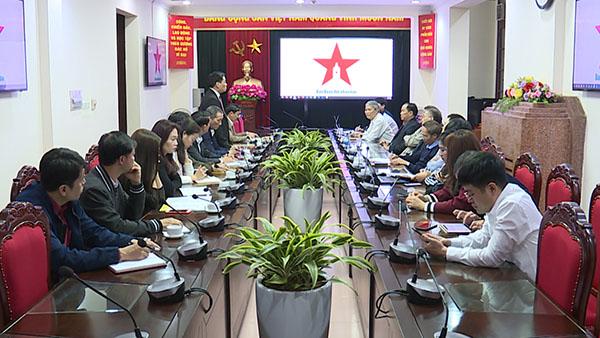 Tăng cường hợp tác tuyên truyền giữa Báo điện tử Đảng Cộng sản Việt Nam và Báo Quân đội Nhân dân