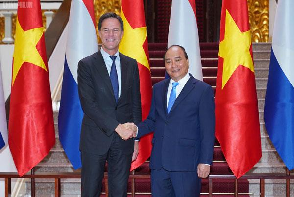 Nâng cấp quan hệ Việt Nam – Hà Lan lên Đối tác toàn diện