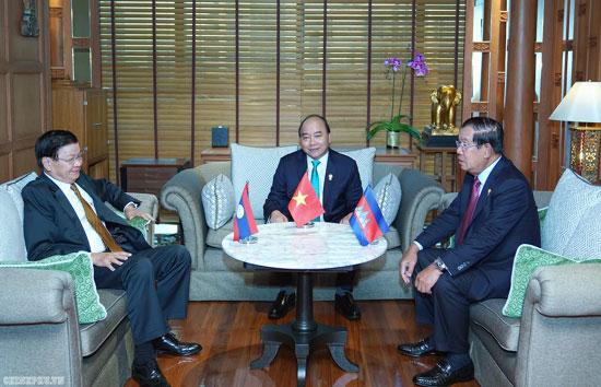 Việt Nam, Lào và Campuchia tăng cường hợp tác