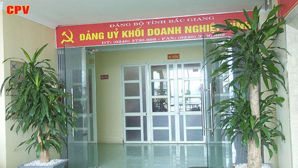 10 năm xây dựng và phát triển Đảng bộ Khối doanh nghiệp Bắc Giang