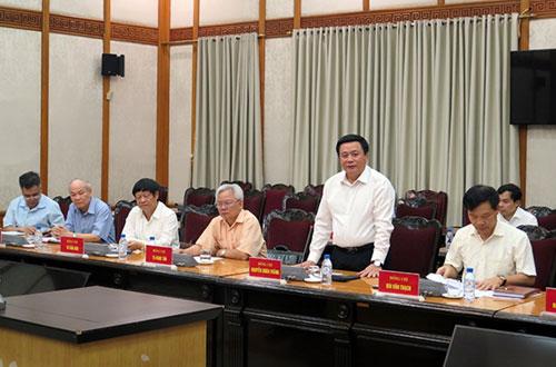 Hội thảo khoa học Những nội dung trọng tâm trong xây dựng Báo cáo chính trị trình Đại hội XIII của Đảng