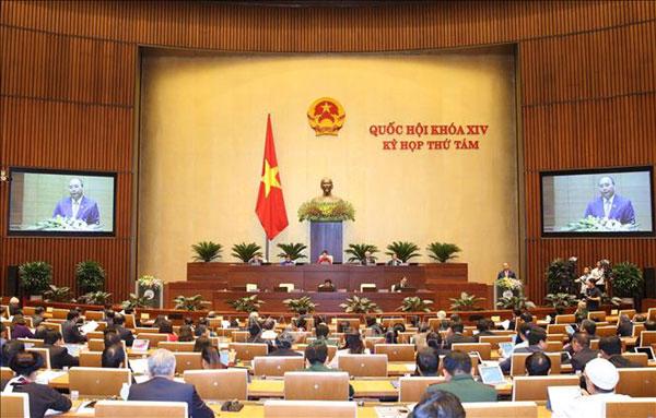 Chính phủ báo cáo Quốc hội về kinh tế - xã hội