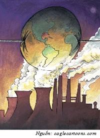 Trung Quốc đưa ra trước thời hạn mục tiêu cắt giảm khí thải
