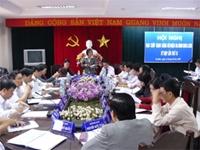 Hà Nội 122 đảng bộ cơ sở trực thuộc được chọn tiến hành Đại hội điểm