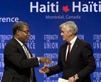 Khai mạc hội nghị quốc tế cứu trợ khẩn cấp cho Haiti
