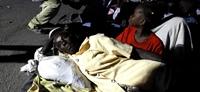 Haiti sau động đất Ô nhiễm môi trường nặng nề
