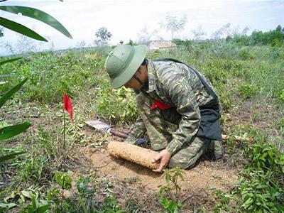 Quỹ tưởng niệm Cựu chiến binh Mỹ tại Việt Nam tham gia giải quyết hậu quả chiến tranh