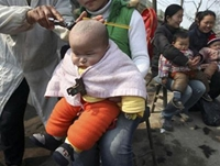 Về tình trạng mất cân bằng giới tính tại Trung Quốc