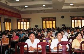 Đảng ủy Dân Chính Đảng Quảng Nam có 51 59 tổ chức cơ sở đảng đạt trong sạch vững mạnh năm 2009