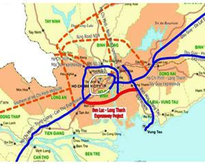 Đầu tư 1,7 tỷ USD cao tốc Bến Lức – Long Thành