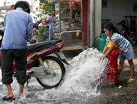 Tiết kiệm nước là quốc sách