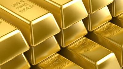 Giá vàng, dầu tăng vọt do USD lao dốc
