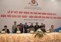 Ký kết tài trợ 180 tỷ đồng cho năm ASEAN 2010