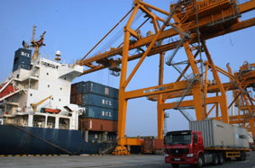 Hiện đại hóa hệ thống cảng biển Hải Phòng