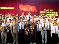 Đồng chí Tô Huy Rứa Nhân rộng hơn nữa những điển hình tiên tiến học tập và làm theo tấm gương đạo đức Hồ Chí Minh