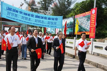 Hướng tới kỷ niệm 60 năm thiết lập quan hệ Việt – Trung