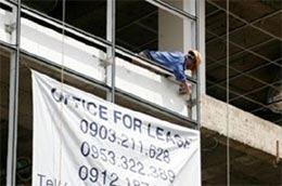 Nhà đất Hà Nội 2010 Dư văn phòng cho thuê, khát mặt bằng bán lẻ