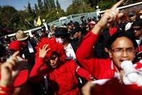 Phe áo đỏ ở Thái-lan lại tổ chức biểu tình
