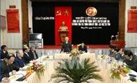 Chủ tịch Quốc hội Nguyễn Phú Trọng Quảng Bình cần biến tiềm năng kinh tế rừng và biển thành động lực phát triển