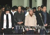 Nguyên Trưởng Ban điều hành Đề án 112 Vũ Đình Thuần ra hầu tòa